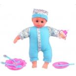 кукла Пупс Наша Игрушка 1706C (6 аксессуаров)