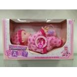 кукла Пупс Наша Игрушка SPL322302 (озвучен)