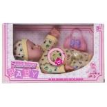 кукла Наша Игрушка Пупс SPL322301 (озвучен)