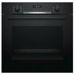 Духовой шкаф Bosch HBG537NB0R, 71 л