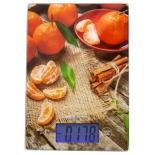 весы кухонные MARTA MT-1633 сладкий мандарин