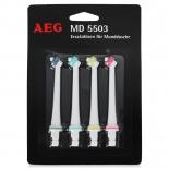 аксесуар для зубной щётки Сменные насадки AEG MD 5503, для ирригатора