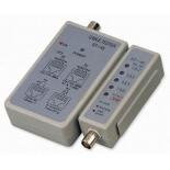 монтажный инструмент Telecom LAN ST-45 (LY-CT001), тестер для сетевых кабелей, BNC / RJ-45 [6926123456002]