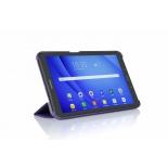 чехол для планшета G-case Slim Premium для Samsung Galaxy Tab A 10.1 T585, фиолетовый