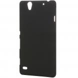 чехол для смартфона SkinBOX Shield  4People для Sony Xperia XA, черный