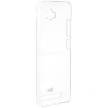 чехол для смартфона skinBOX Crystal 4People, для Sony Xperia XA, прозрачный