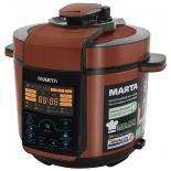 мультиварка MARTA MT-4309 черная/красная