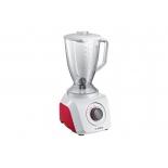 блендер Bosch MMB 21P0R, белый / красный