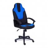 компьютерное кресло TetChair NEO3 ткань,2603/2601, черный/синий