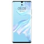 смартфон Huawei P30 Pro 8/256Gb (VOG-L29), голубой/белый