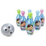 набор для боулинга Pilsan Midi Bowling  Пепи (06-421)