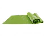 коврик для йоги Starfit  FM-102 PVC 173x61x0,3 см, зеленый