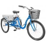 велосипед Stels Energy IV 24 V020 15,5, синий