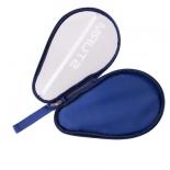 чехол для ракетки настольного тенниса Sturm CS-02, для одной ракетки, синий