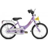 двухколесный велосипед Puky ZL 16-1 Alu, лиловый