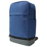 рюкзак городской для ноутбука Krez BP05, серый