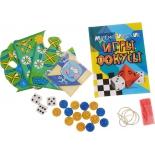 настольная игра Наша Игрушка Маэстро Математические игры и фокусы (от 6 лет)