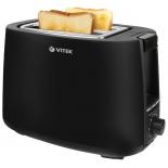 Тостер Vitek VT-7157 BK 700 Вт, купить за 1 580руб.