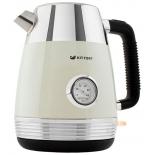 чайник электрический Kitfort KT-633-3  бежевый
