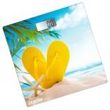 Весы напольные CENTEK CT-2426 Пляж  (до 180 кг), купить за 680руб.