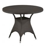 стол садовый Afina T190AD-W52-D96 Brown (декинг)