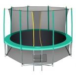 батут спортивный Hasttings Classic 12ft (3,65 м), зеленый