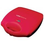 прибор для выпекания кексов VES V-TO-4 красный