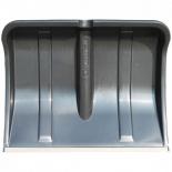 лопата для снега ЦИКЛ Богатырь, с алюминиевой планкой