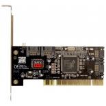 контроллер (плата расширения для ПК) ASIA SIL3114, PCI, SATA x4, RAID
