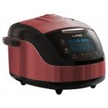 мультиварка Lumme Smart LU-1445, черно-красная
