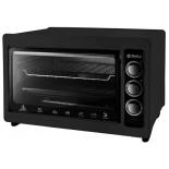 мини-печь, ростер DELTA D-0123 черный