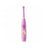 зубная щетка электрическая CS Medica Kids CS-461, розовая
