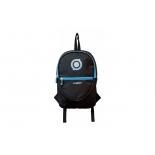 рюкзак городской Globber 524-130 Junior Черно-голубой