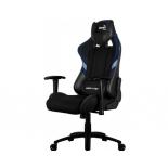 компьютерное кресло Aerocool AERO 1 Alpha, черно-синий