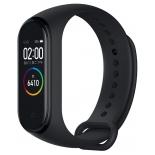 фитнес-браслет Xiaomi Mi Smart Band 4 (XMSH07HM), черный