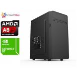 CompYou Home PC H557 (CY.954115.H557), купить за 16 770 руб.
