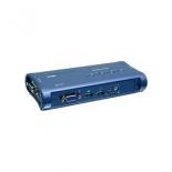 KVM-переключатель Trendnet TK-409K на 4 ПК