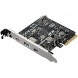 контроллер (плата расширения для ПК) Asus Thunderboltex 3 TB3