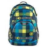 рюкзак детский Coocazoo ScaleRale Lime District, синий/бирюзовый
