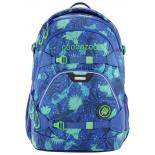 рюкзак детский Coocazoo  ScaleRale Tropical Blue (00183609) Тропический синий