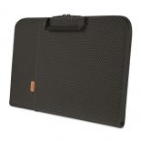 сумка для ноутбука Cozistyle ARIA Hybrid Sleeve S-Stone Gray (CASMSS1223), черная