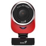 web-камера Genius QCam 6000, красная