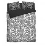 комплект постельного белья Verossa, сатин , семейный , нав. 50x70*2 и 70x70*2, (Guise)
