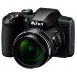 цифровой фотоаппарат Nikon Coolpix B600 черный