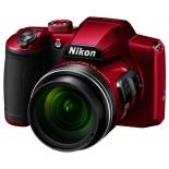 цифровой фотоаппарат Nikon Coolpix B600 красный