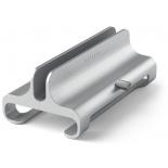 подставка для ноутбука Satechi Universal Vertical Aluminum Laptop Stand (ST-ALVLSS), серебристый