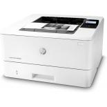 принтер лазерный ч/б HP LaserJet Pro M404dn (W1A53A), белый