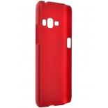 чехол для смартфона SkinBox для Samsung Galaxy J1 (2016) Серия 4People (красный)