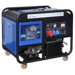 генератор пара FINI ТСС SDG 10000EH3 КВТ 10/ КВА 13/ 25 л. НА 75% БЕЗ ДОЗАПРАВ (ч): 8