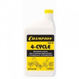 масло моторное для садовой техники CHAMPION (952810) SAE30 1 л